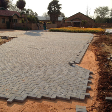Paving Contractor in Pretoria