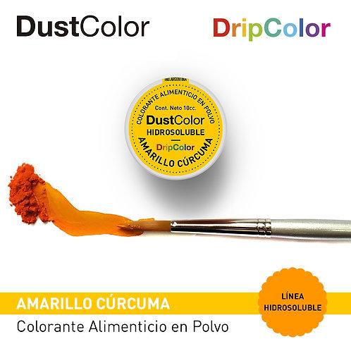 DustColor Hidrosoluble - Amarillo Cúrcuma