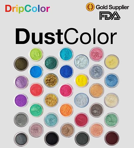 Colección DustColor Platinum (35 Colores)