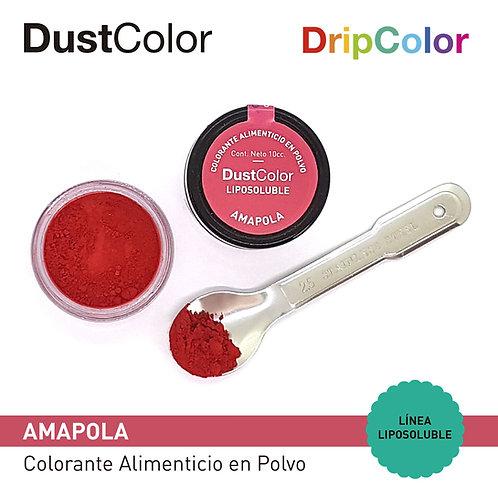 DustColor Liposoluble - Tonos ROJOS