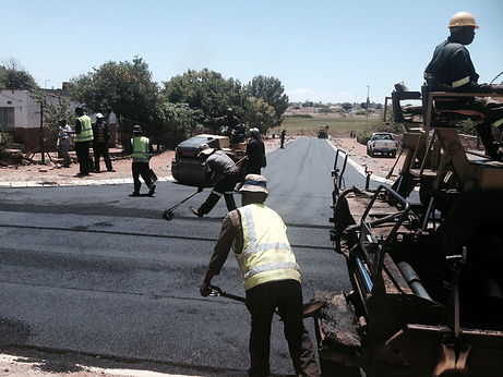 Tar in Delmas and Bronkhorstspruit