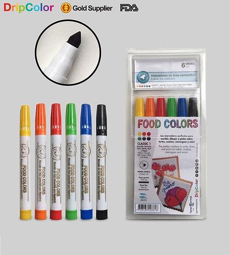 Food Colors Classic