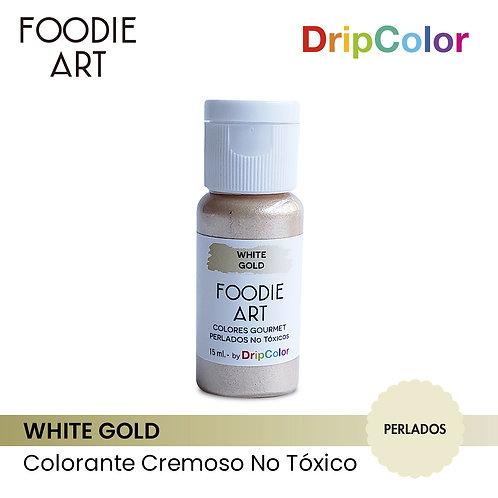 Foodie Art - White Gold
