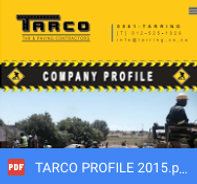 Download link for The Tarring Company (TARCO) Profile