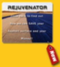 Asphalt Rejuvenator tar maintenance.