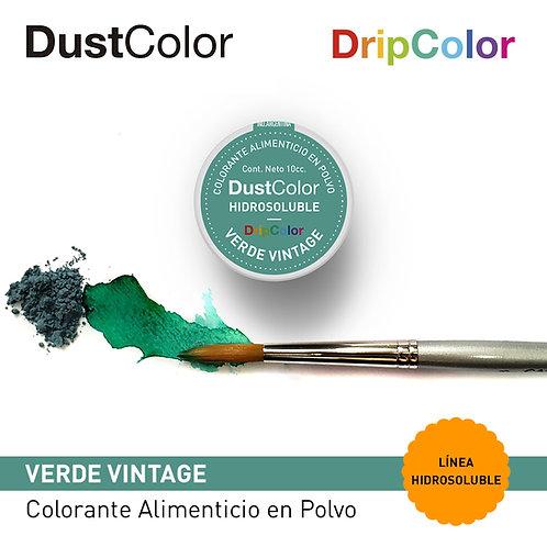 DustColor Hidrosoluble - Verde Vintage