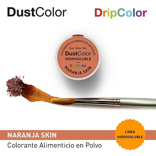 DustColor Hidrosoluble - Naranja Skin