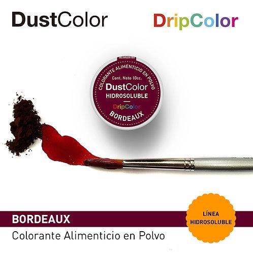 DustColor Hidrosoluble - Bordeaux