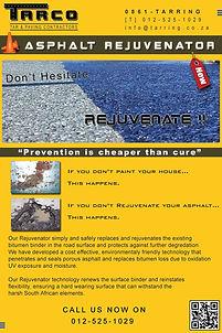 Asphalt Rejuvenator flyer download 1