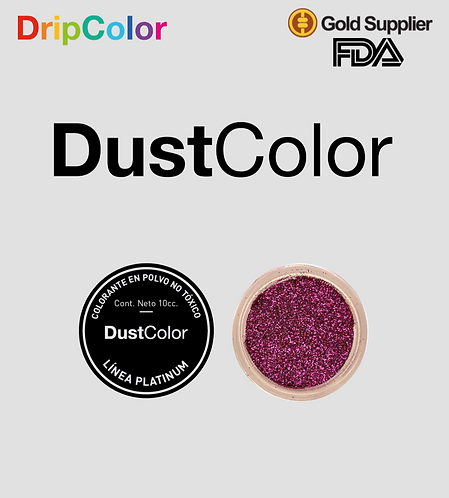 DustColor Platinum - Glitters