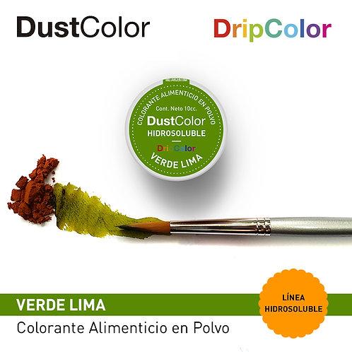 DustColor Hidrosoluble - Verde Lima