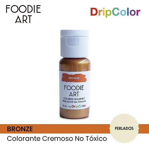 Foodie Art - Bronze