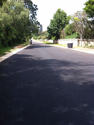 road repairs in Pretoria (PTA)