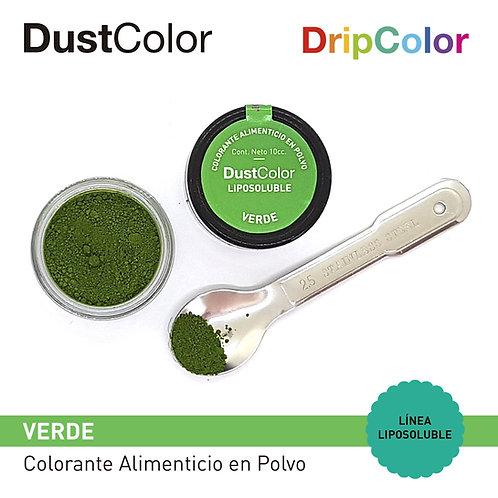 DustColor Liposoluble - Tonos VERDES