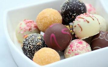 Chocolates Coloreados