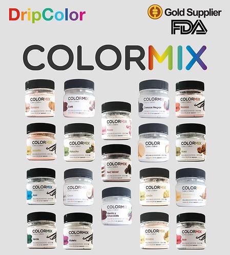 Colección ColorMIX (Completa)