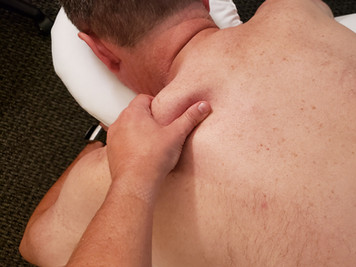 Pain Relief with Therapeutic Massage