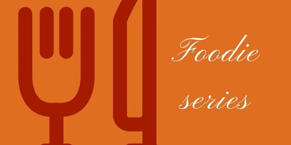 """Foodie Series: """"Flavors of Fall"""""""