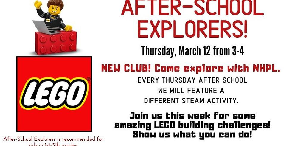 After-School Explorers!