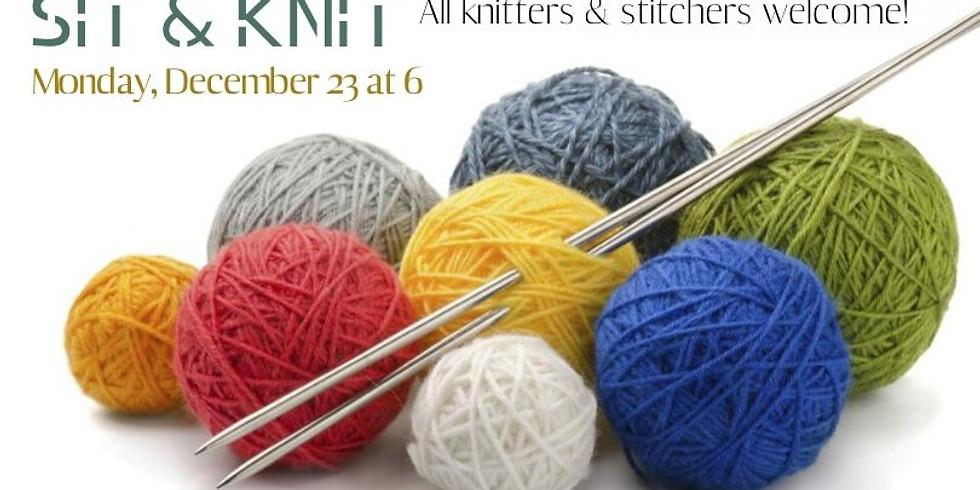 Sit & Knit