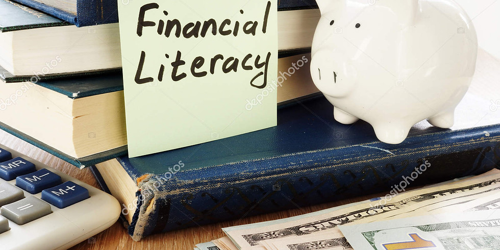 """Financial Literacy: """"College, Geting there from Here"""" Please register."""