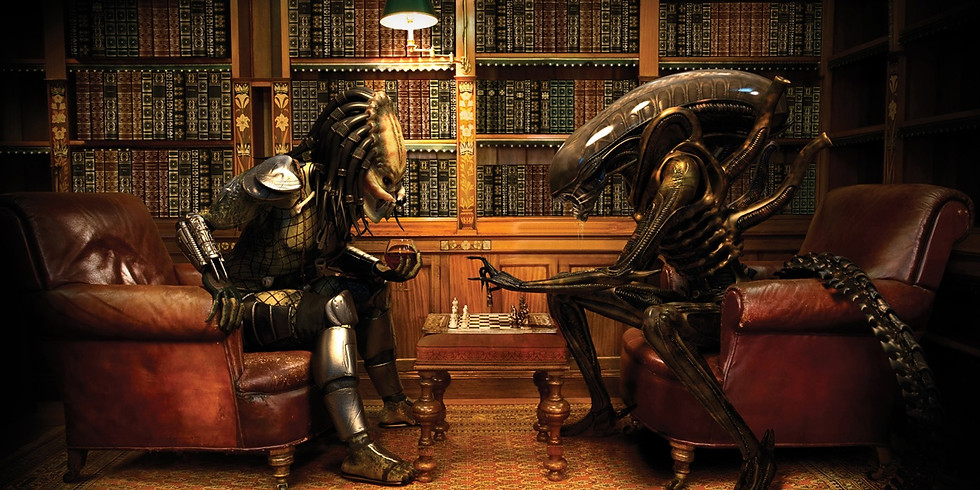 Explore Extraterrestrials: Aliens at the Library