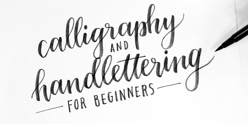 DIY: Calligraphy (Adults)