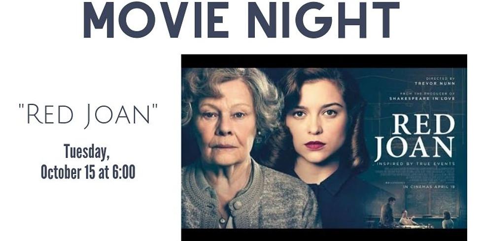 "Movie Night: ""Red Joan"""