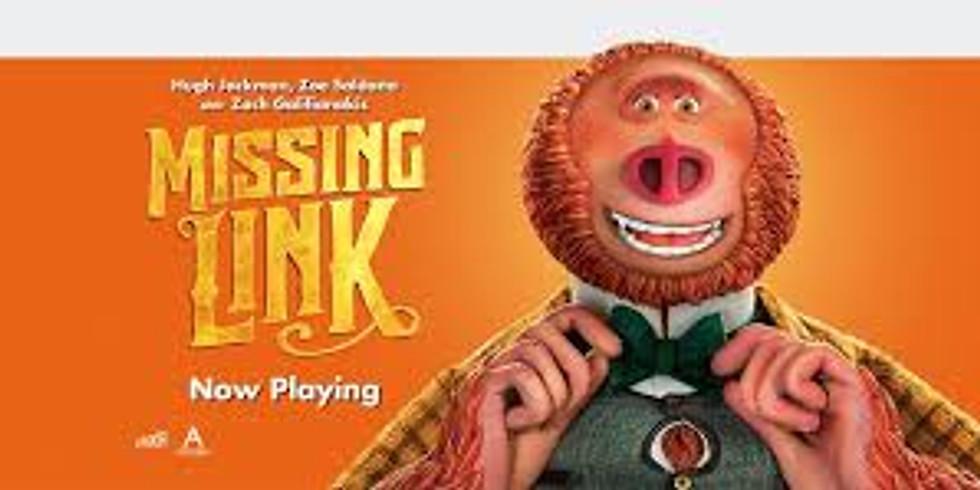 KIDS MOVIE: Missing Link