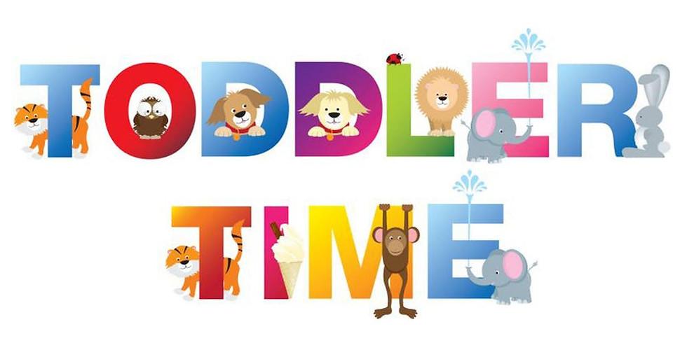 Tot/preschool Hang Out Time
