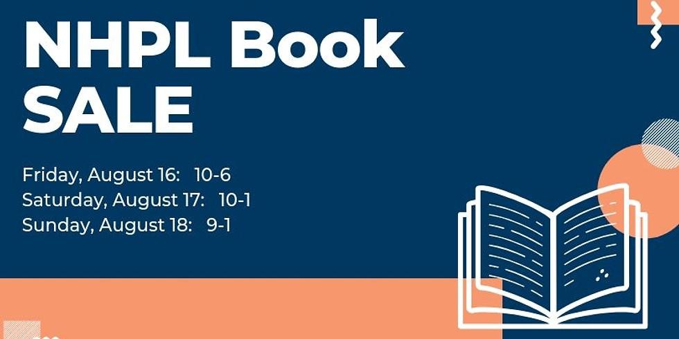 NHPL Book Sale