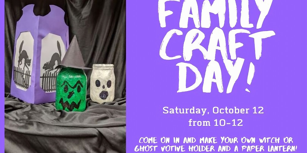 Family Craft Day