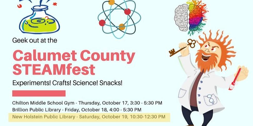 Calumet County STEAMfest