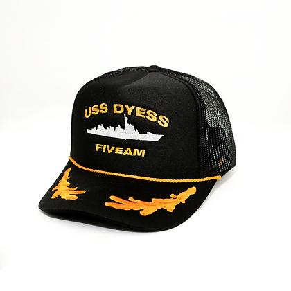 USS Dyess Trucker Hat