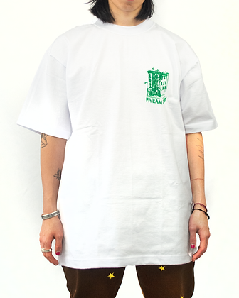 Grocery Tee - White