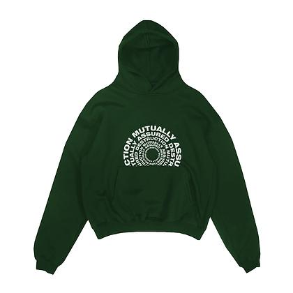 Mutually Assured Destruction Hoodie - Green