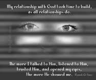 It's All About Building the Relationship!