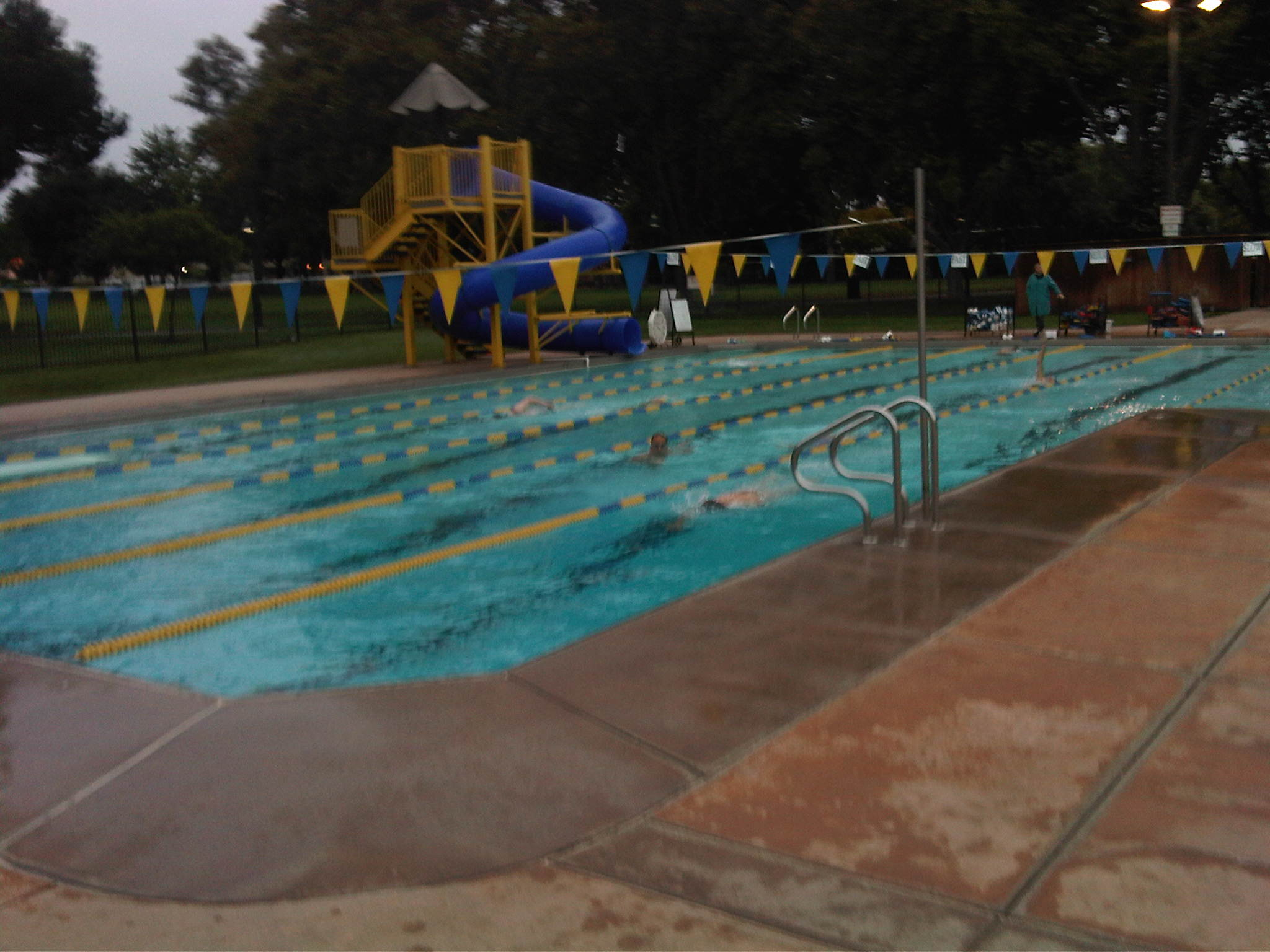 Rengstorff Pool (Mountain View, CA)