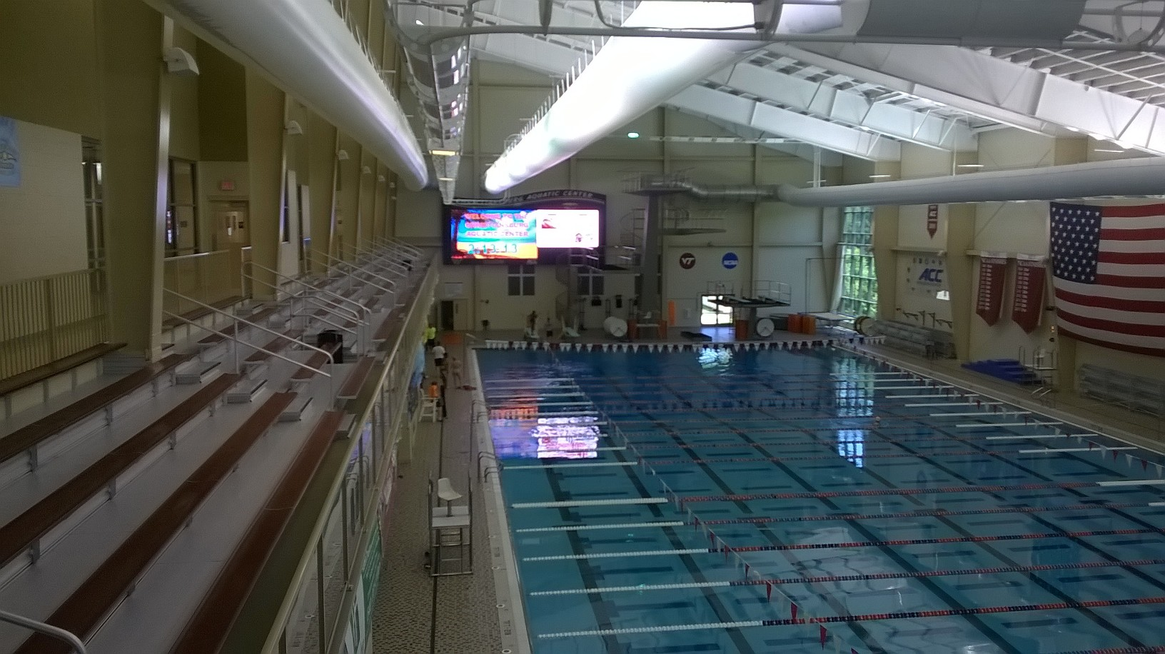 0242 - Christiansburg Aquatic Center