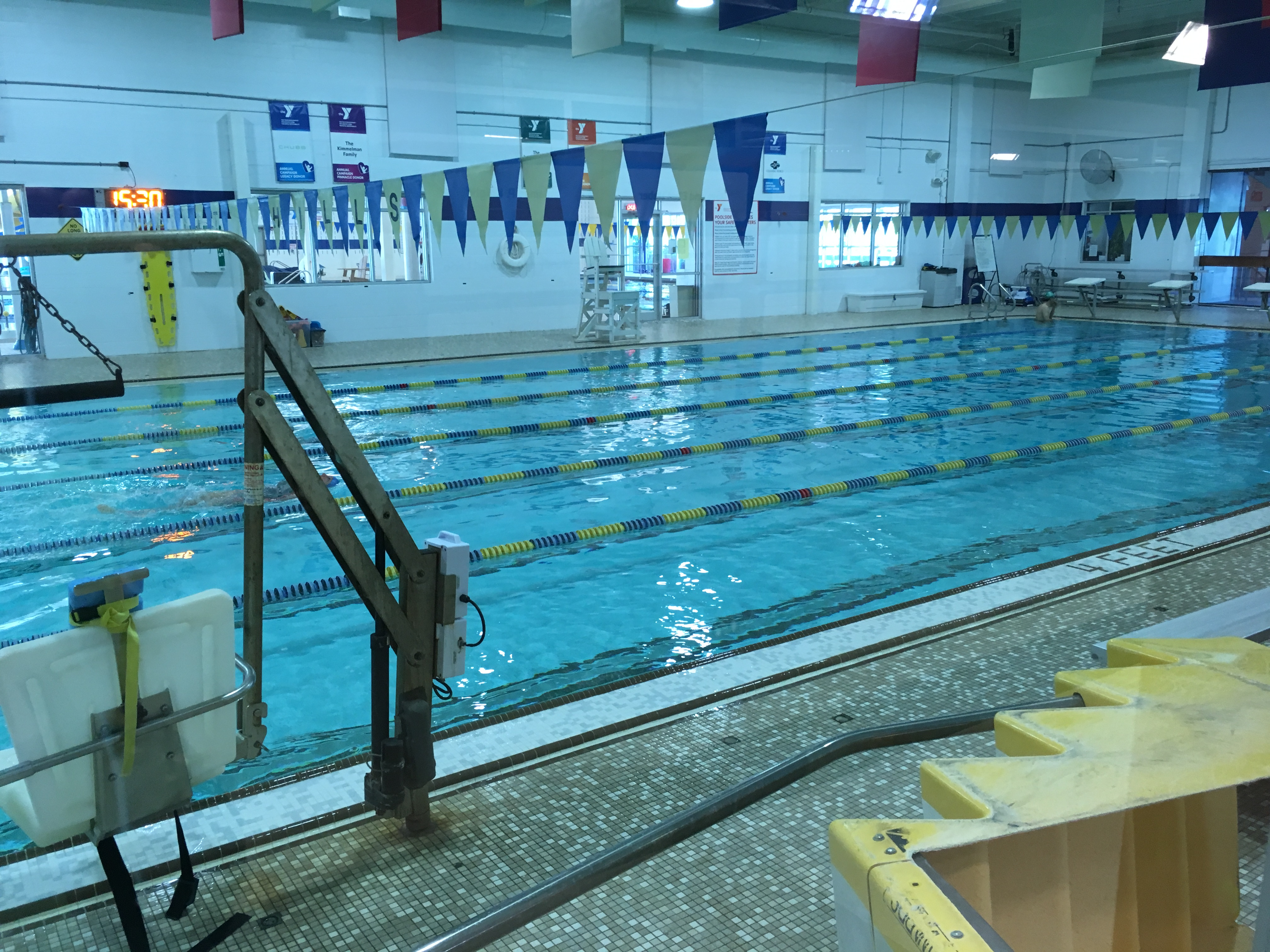0282 - Somerset Hills YMCA - Engelhard Pool
