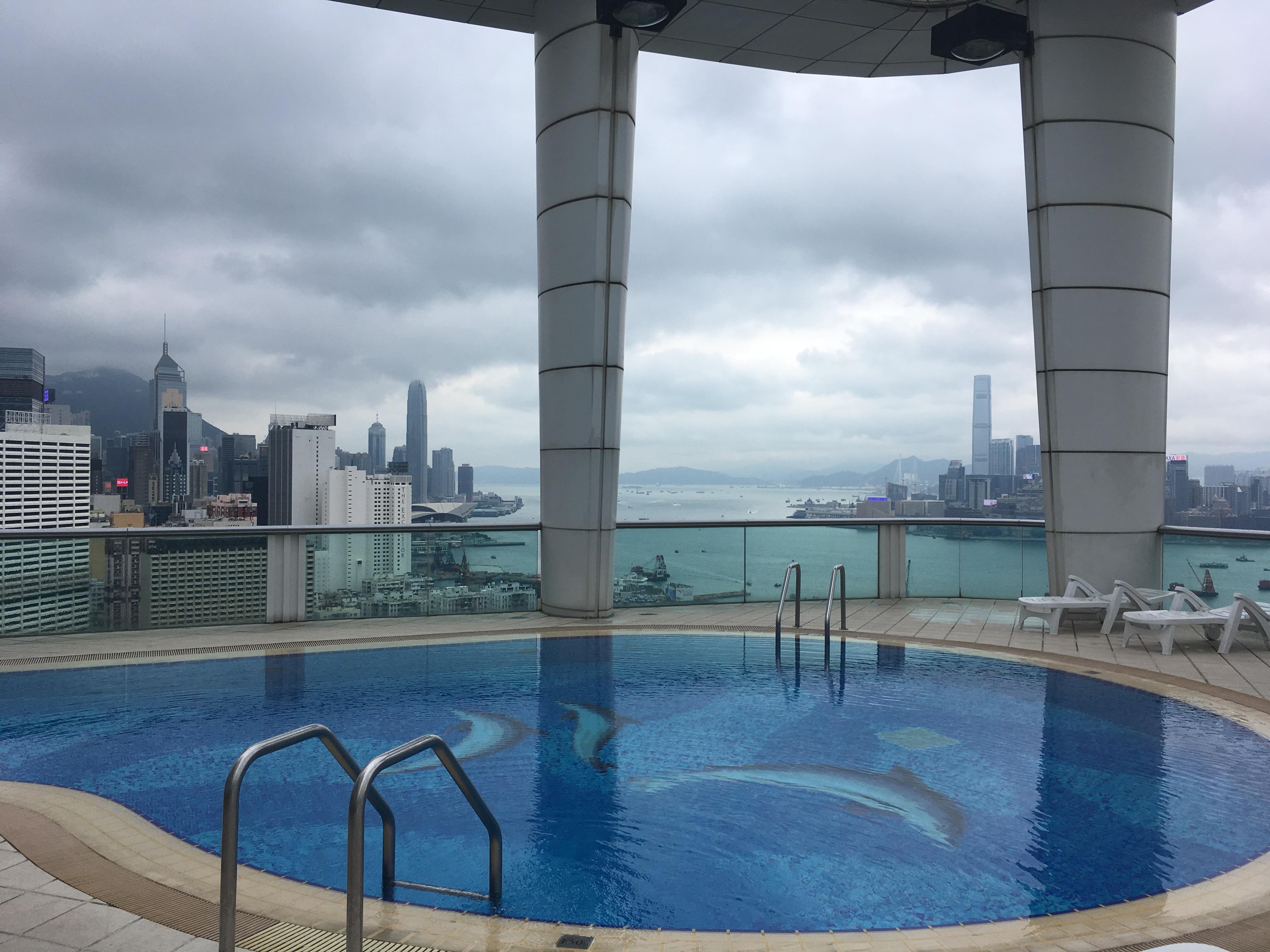 0371 - Metropark Hotel - Causeway - Hong Kong