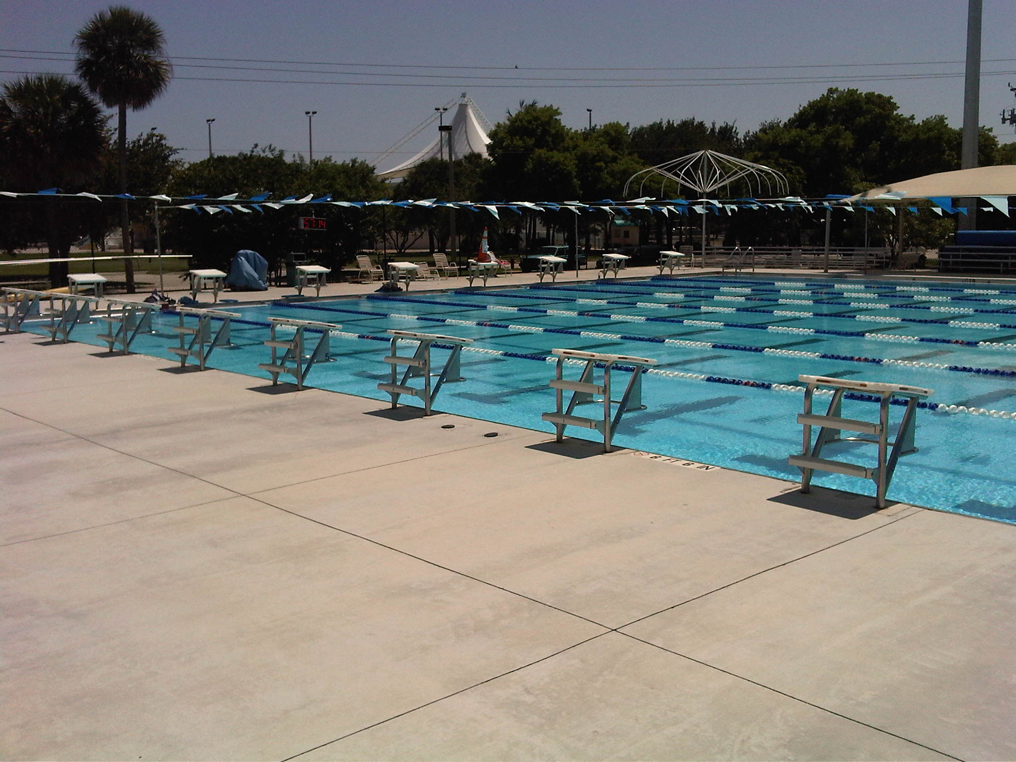 Pompano Beach Aquatic Center (FL)
