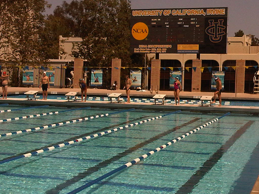 UC-Irvine Crawford Pool