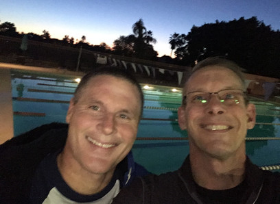 Swimming with friends - Pools #441 to #450