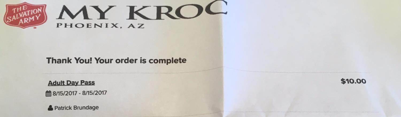 0309 - Kroc Center (Phoenix)