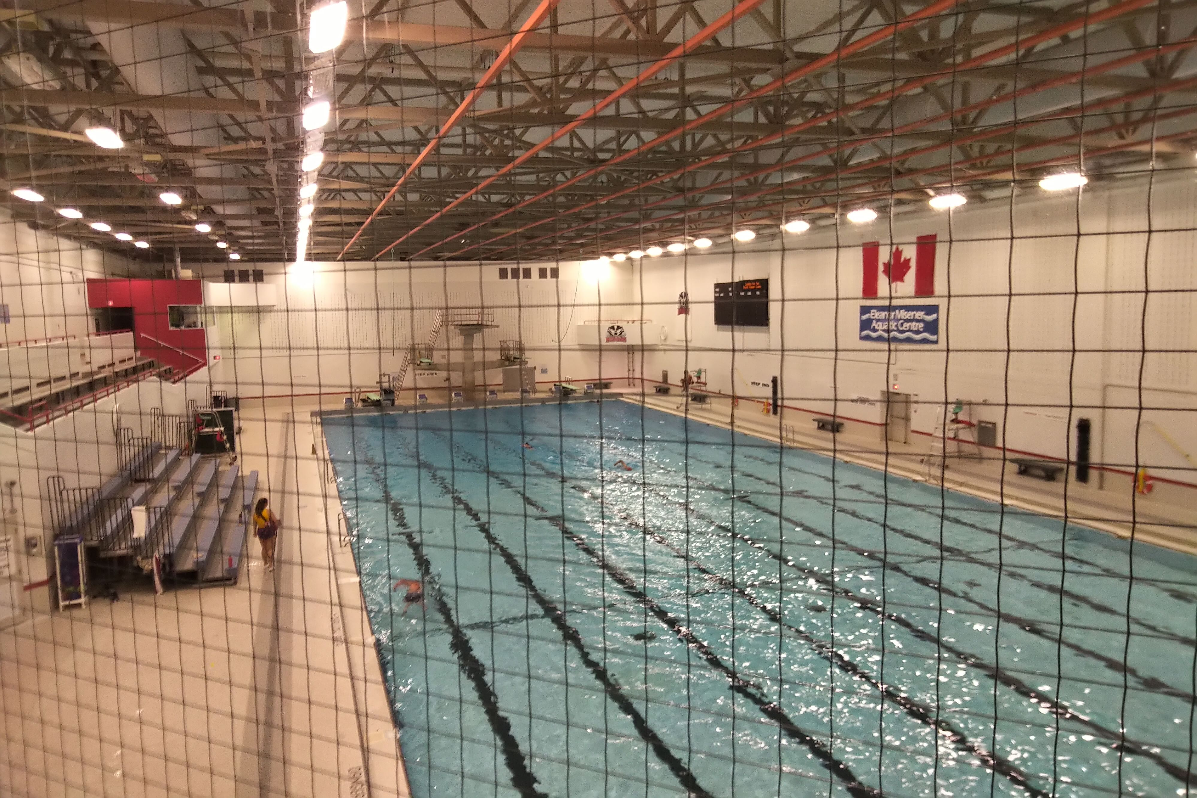 0423 - Eleanor Misener Aquatic Centre