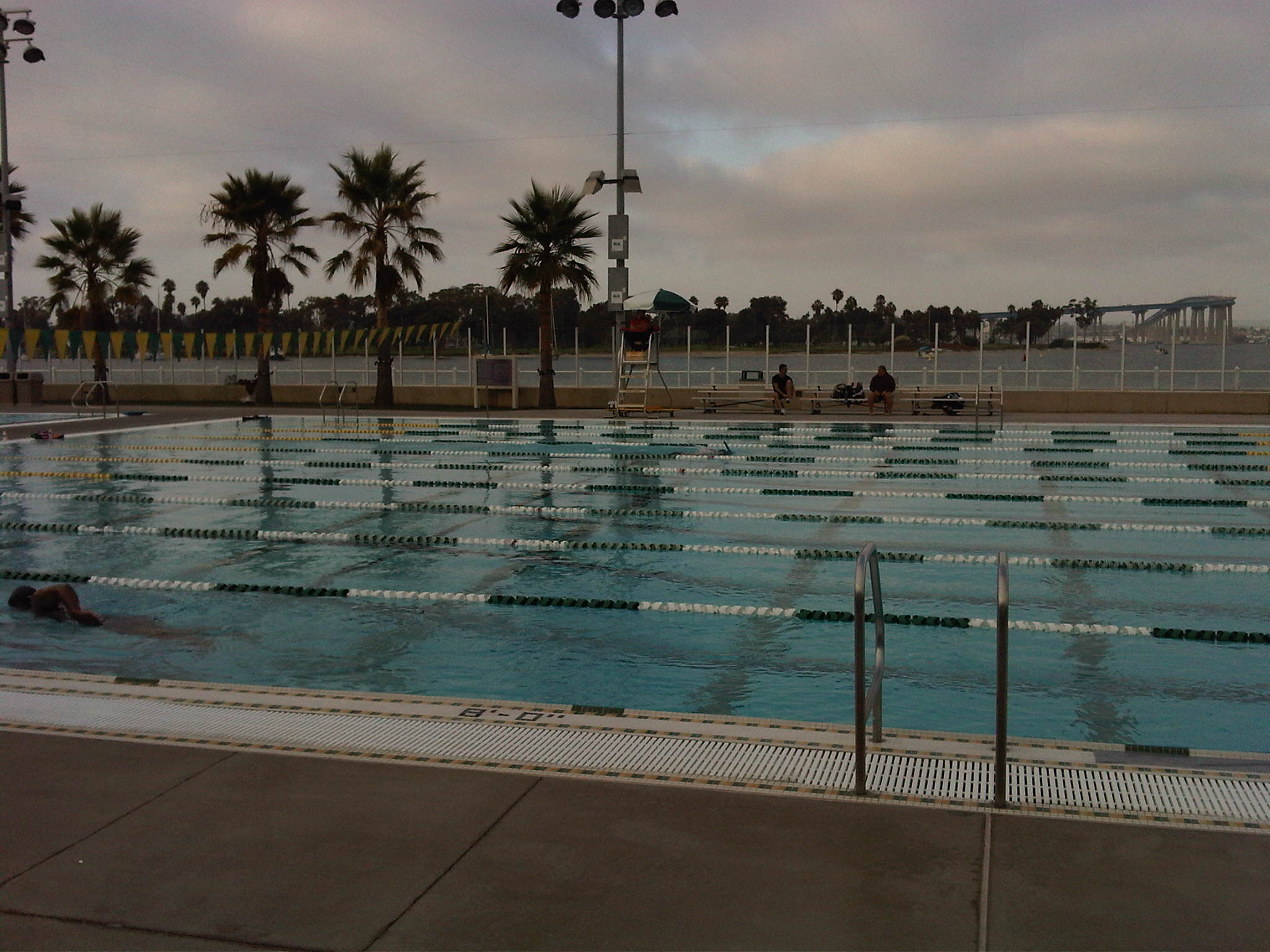 0077 - Coronado Pool, California