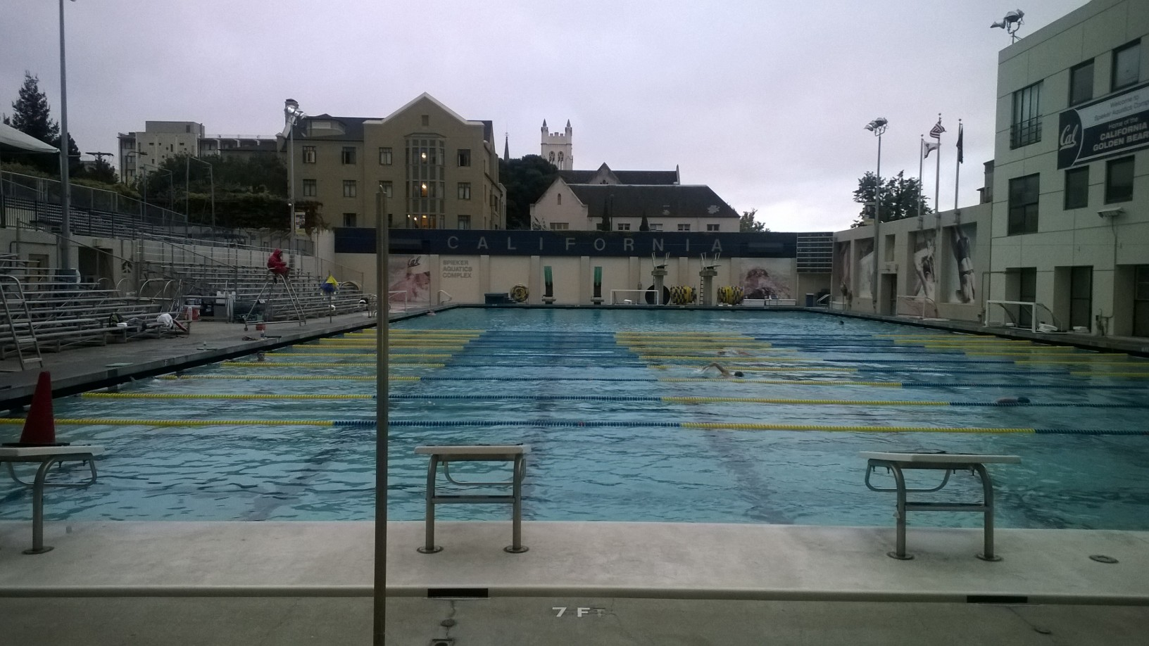 Spieker Pool (Cal Berkeley)