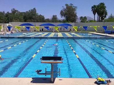Pool crush: Cactus Aquatic Center