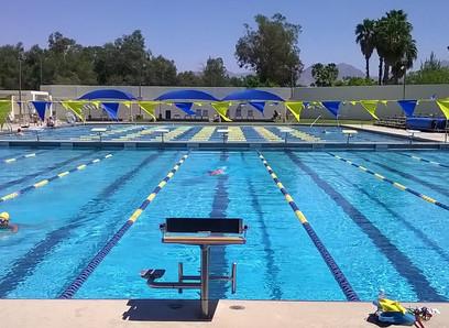 Pool crush: Cactus Aquatic Center